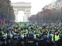 Protes Jaket Kuning : Kebangkitan Anak Muda dan Pekerja di France