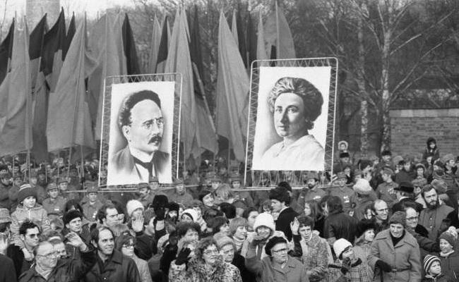 Ulang tahun ke-100 kematian Rosa Luxemburg dan Karl Liebknecht