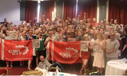 Penubuhan kembali Committee for a Workers International (CWI) berteraskan kaedah dan program Trotskyisme.