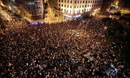 Chile, Lebanon, Haiti, Iraq, Algeria, Ecuador … Gerakan Protes Massa Melanda Dunia