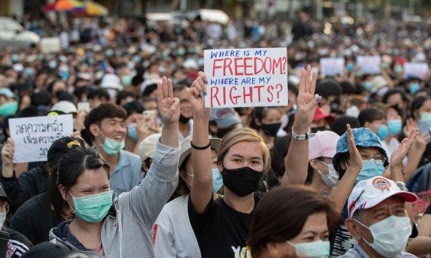Thailand: Youth rising against unpopular junta regime