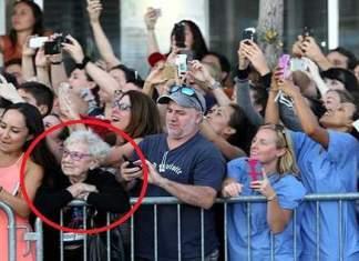 Dette bildet er delt av tusener på sosiale medier
