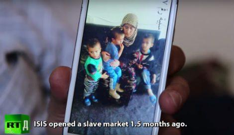 slave hos IS