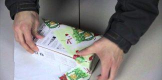 pakke inn gaver