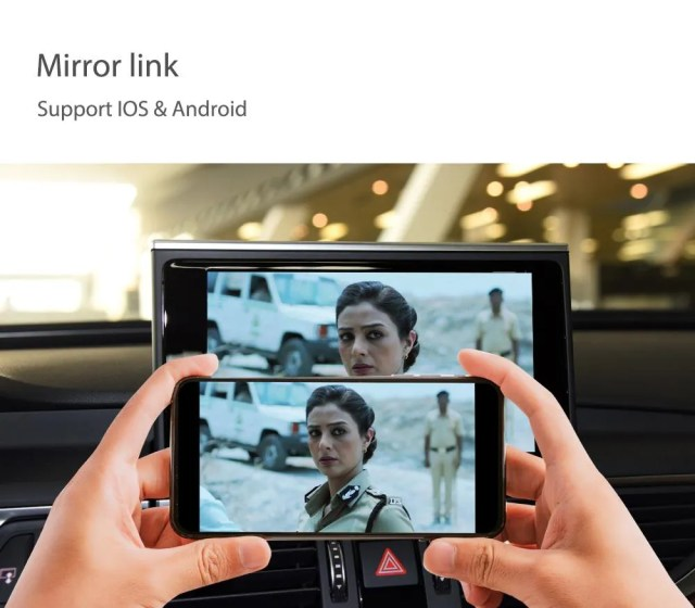 Auto Retrofit - Audi Mmi 3G/3G+ Apple Carplay &Amp; Android Auto Retrofit Kit (Wireless)