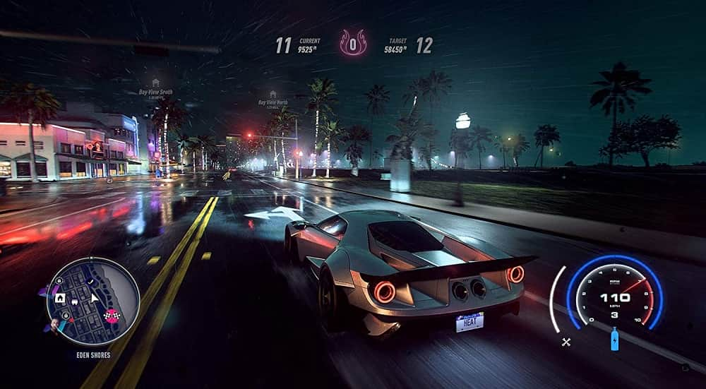 Need For Speed-Heat