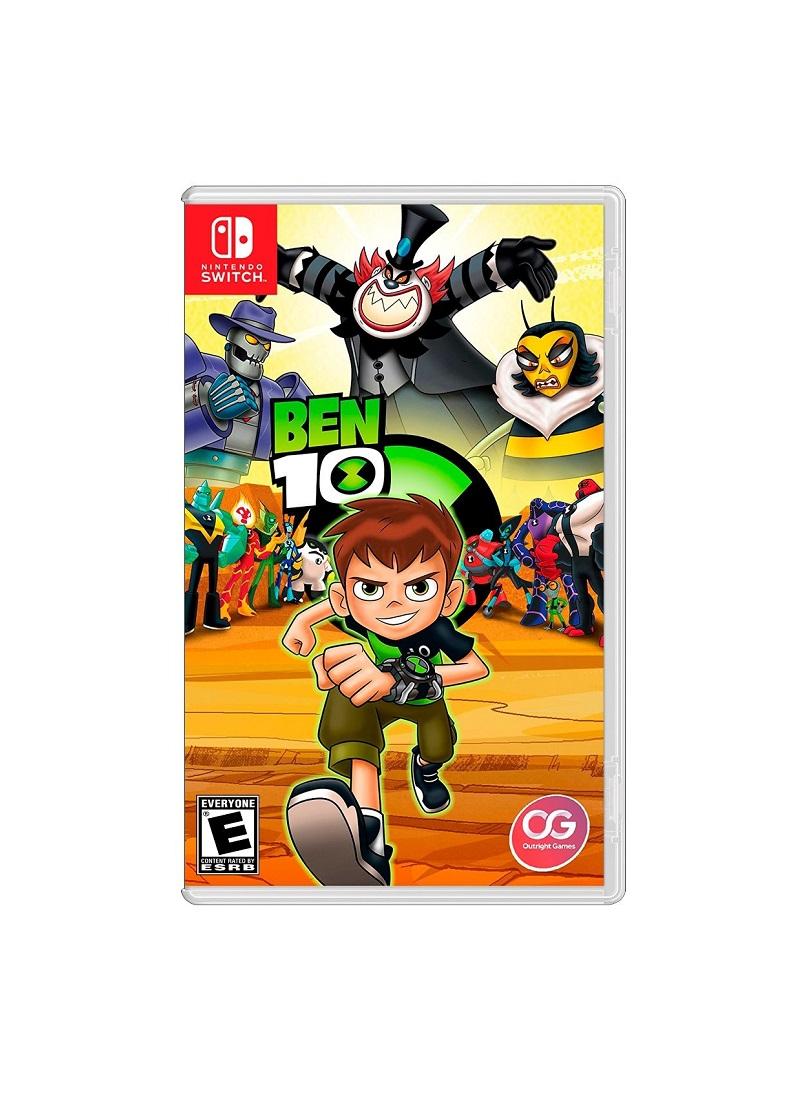 Ben 10-Nintendo Switch