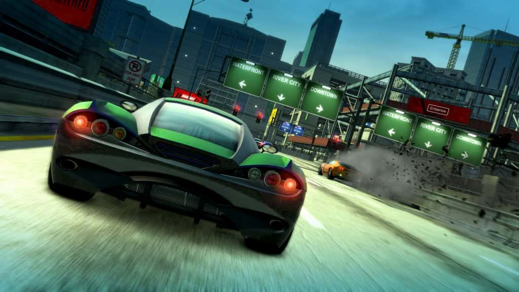 Burnout Paradise Remastered Screen 04 Ps4 1024X576 1