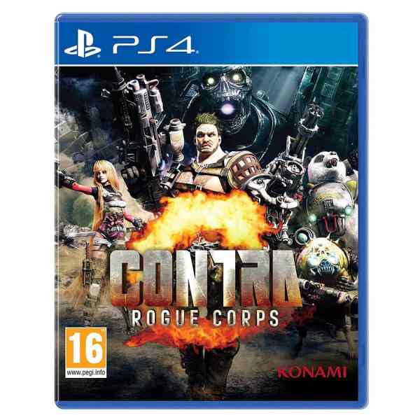 Contra-Rogue Corps
