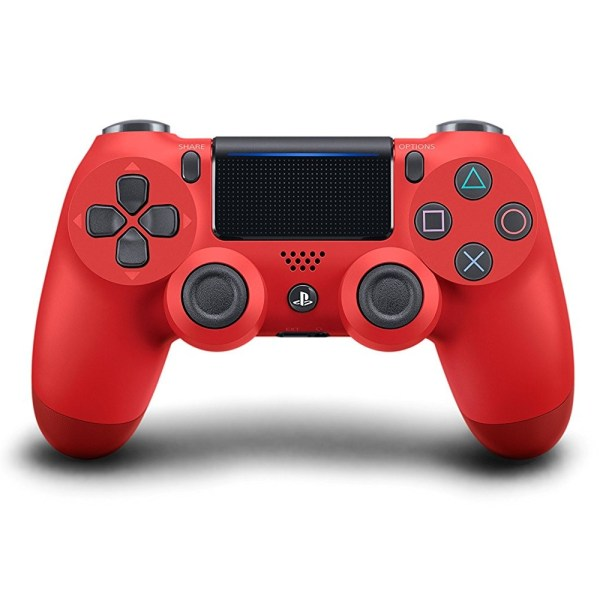 DUALSHOCK®4 Wireless Controller for PS4™ – Magma Red