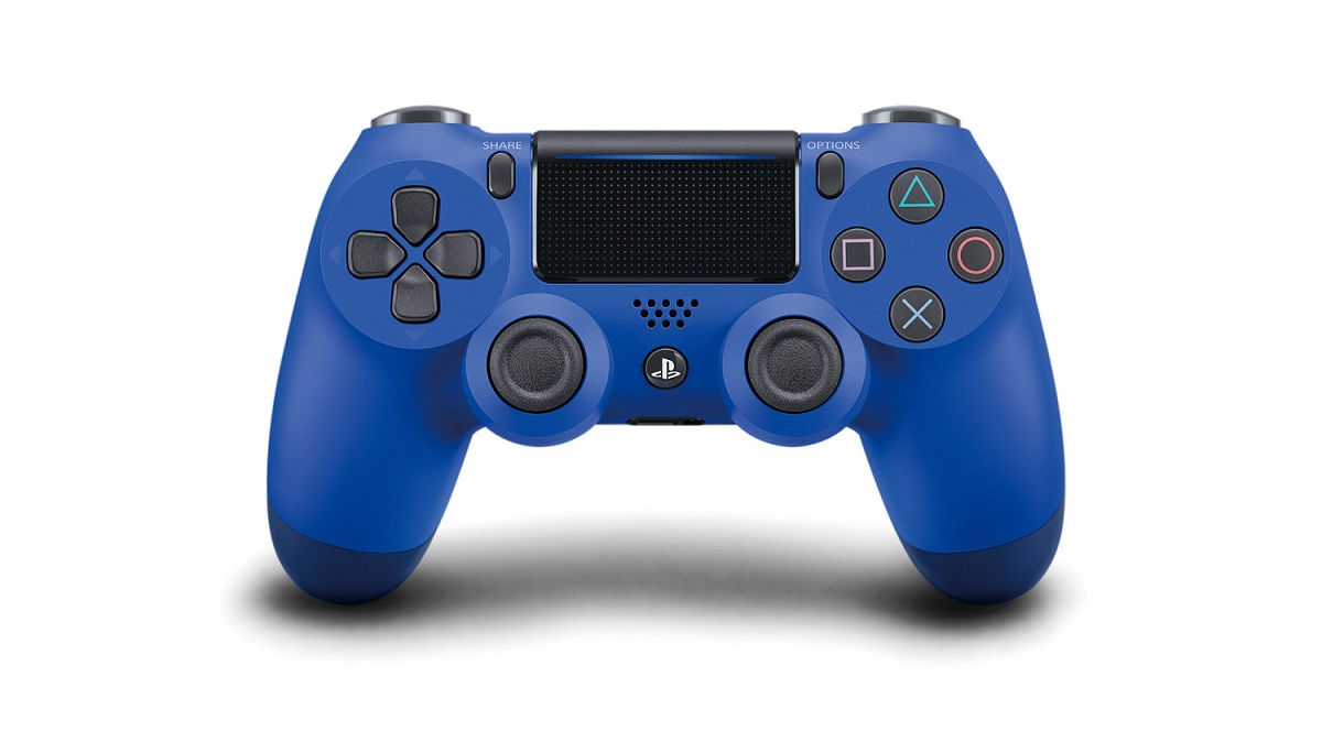 Dualshock®4 Wireless Controller For Ps4™ – Wave Blue