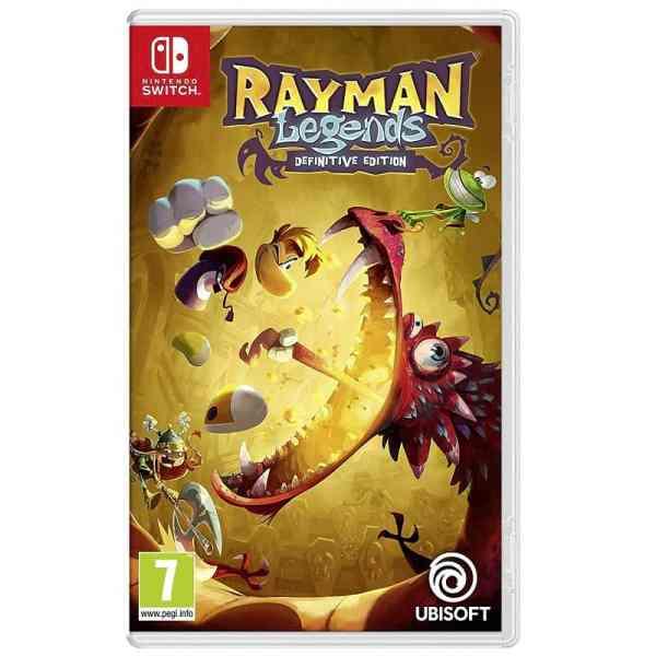 Rayman® Legends Definitive Edition