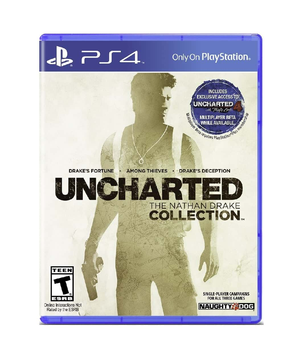 Uncharted-The Nathan Drake Collection