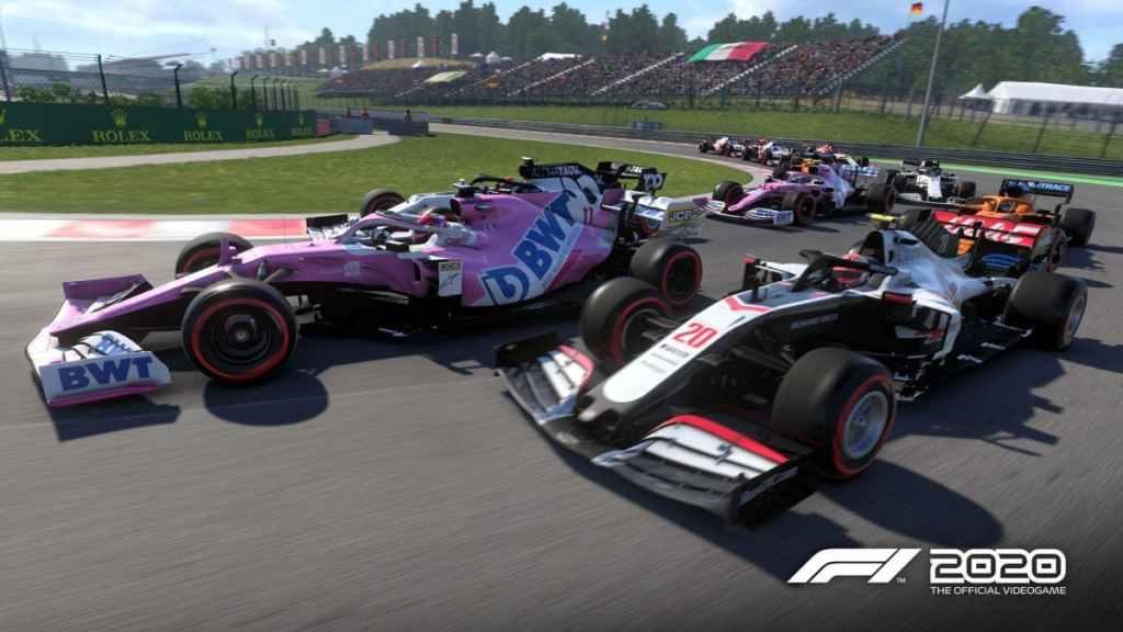 F1 Screenshot