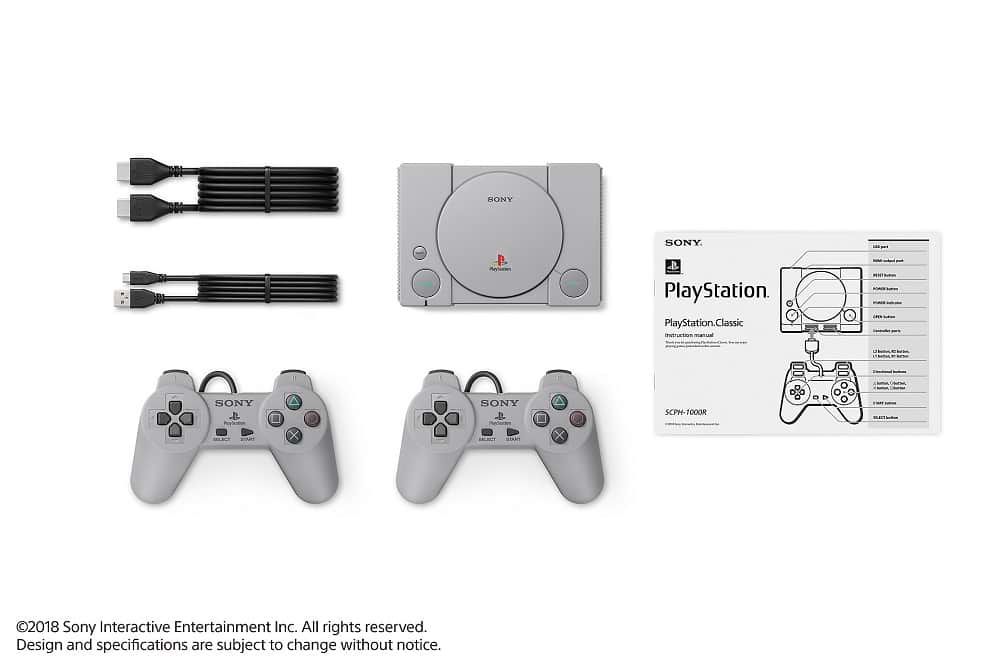 Playstation® 1 Classic 2