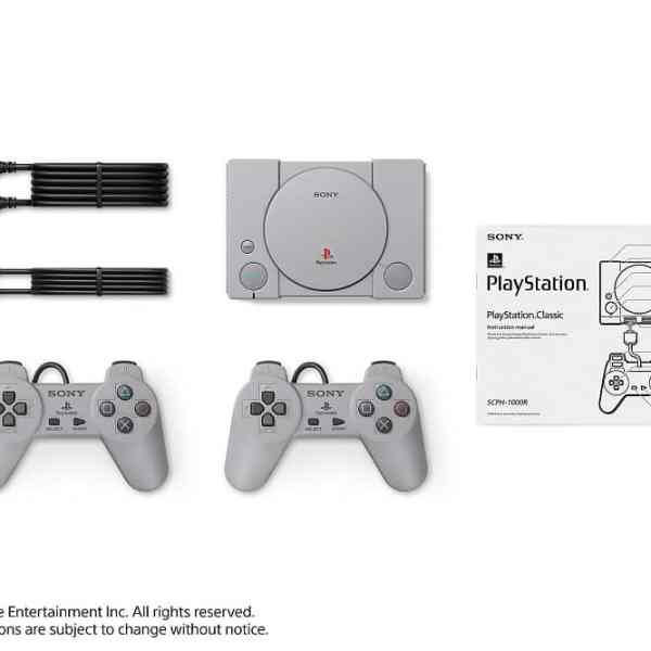 PlayStation® 1 Classic 3