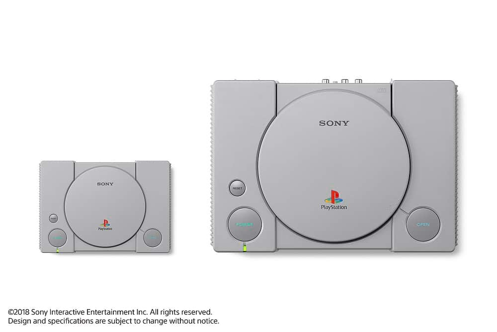 Playstation® 1 Classic