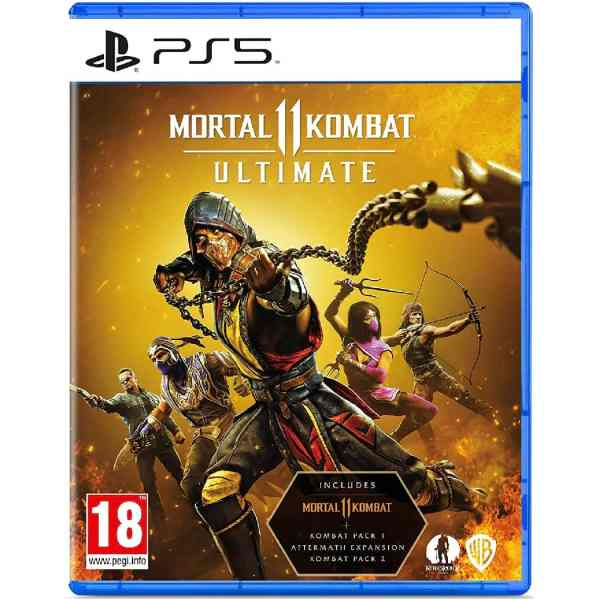 ps5 mortal kombat ultimate