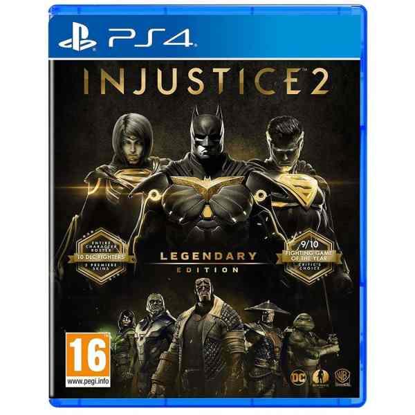 Injustice 2 Legendary Edition Sosogames