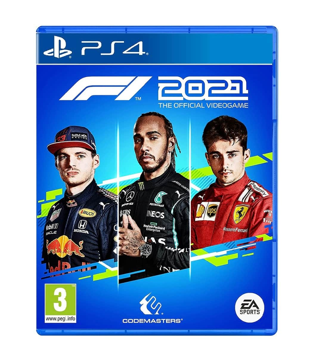 F1 2021 Sosogames