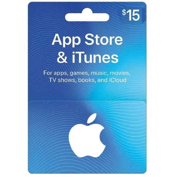 Apple/Itunes Cards Sosogames