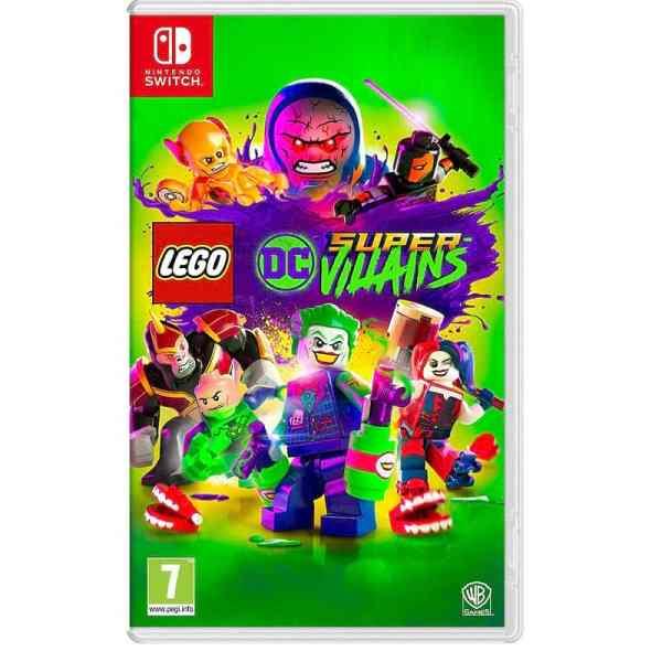 Lego DC villains Nintendo