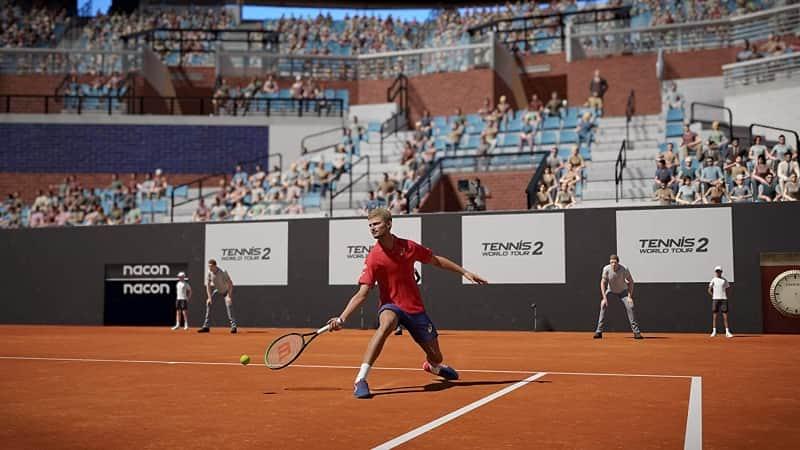 Tennis World Tour 2 Shot1 Sosogames