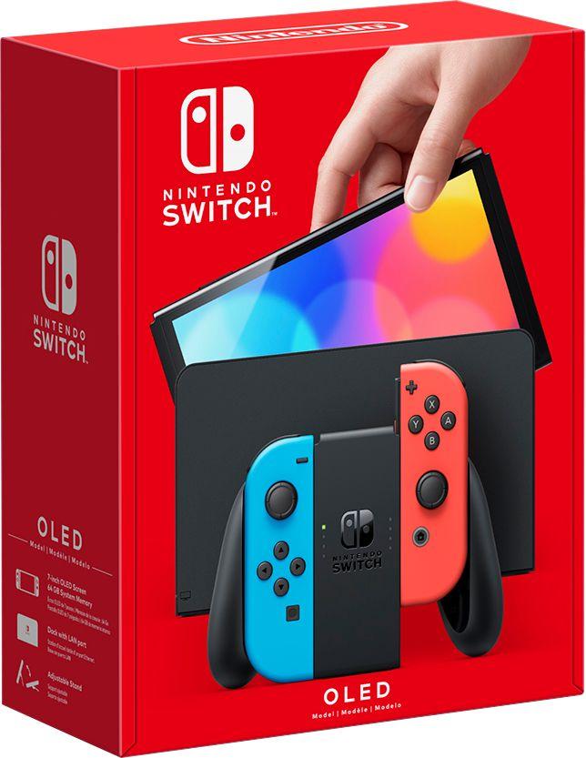 Nintendo Switch Oled Console 4