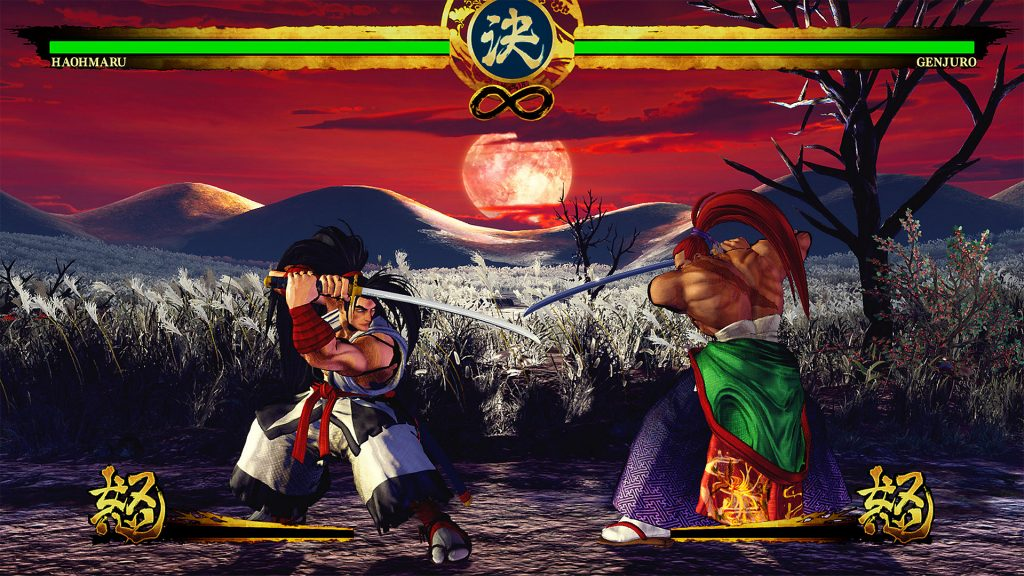 Samurai Shodown Screenshot 02 Ps4