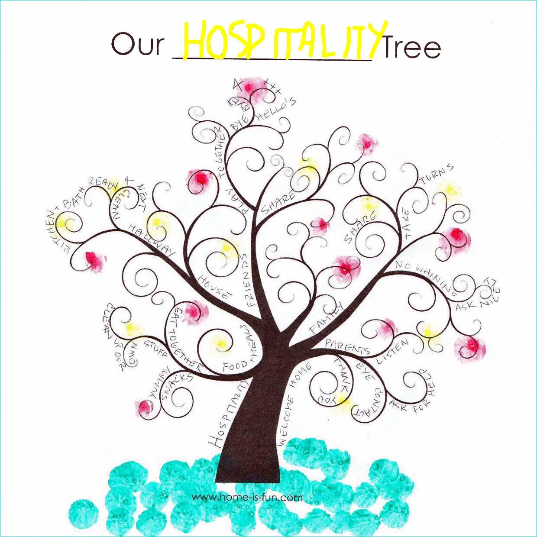 Family values tree