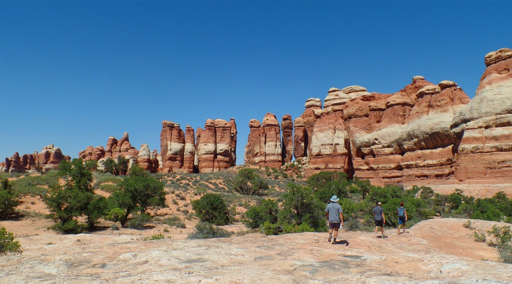 The Needles at Chesler Park, Canyonlands