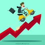 Freepik businessman growth