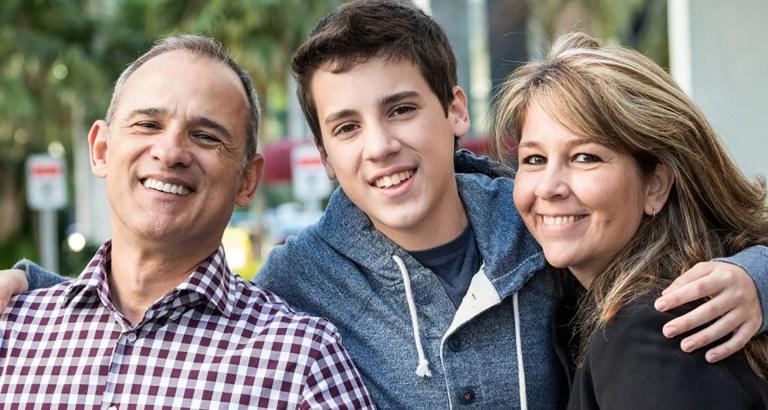 Teen-parents