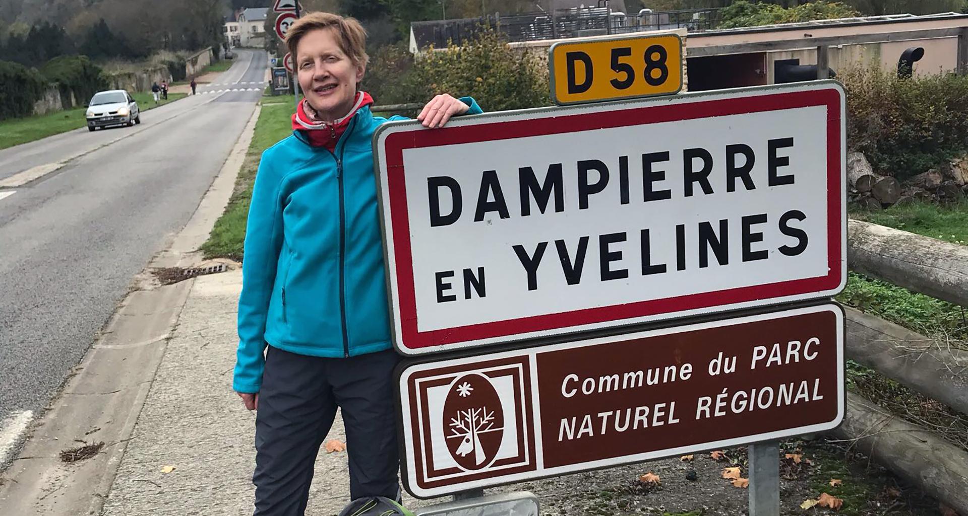 Dampierre town, namesake