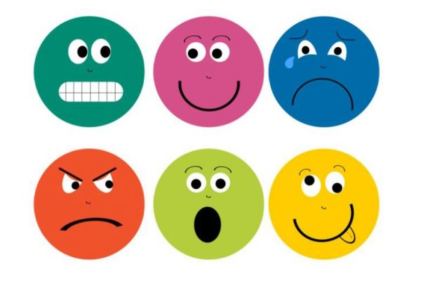 Feelings faces by Sunflower Storytime