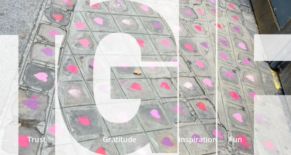 Trust Gratitude Inspiration Fun