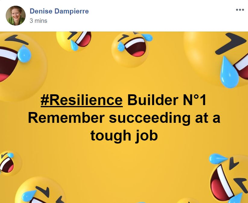 Resilience Builder 1