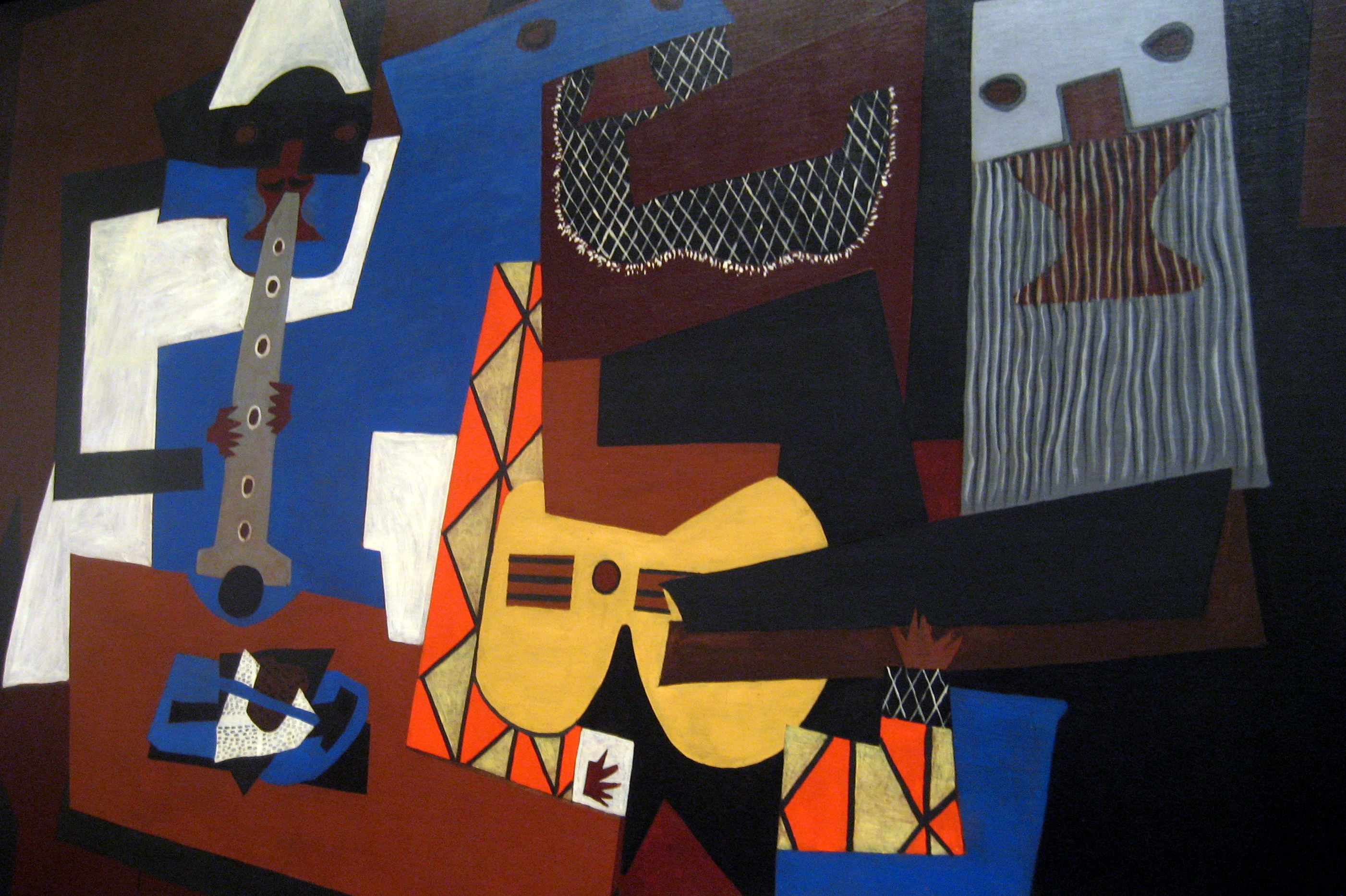 Celebrating The Heart Strings Of Picasso Moma Style