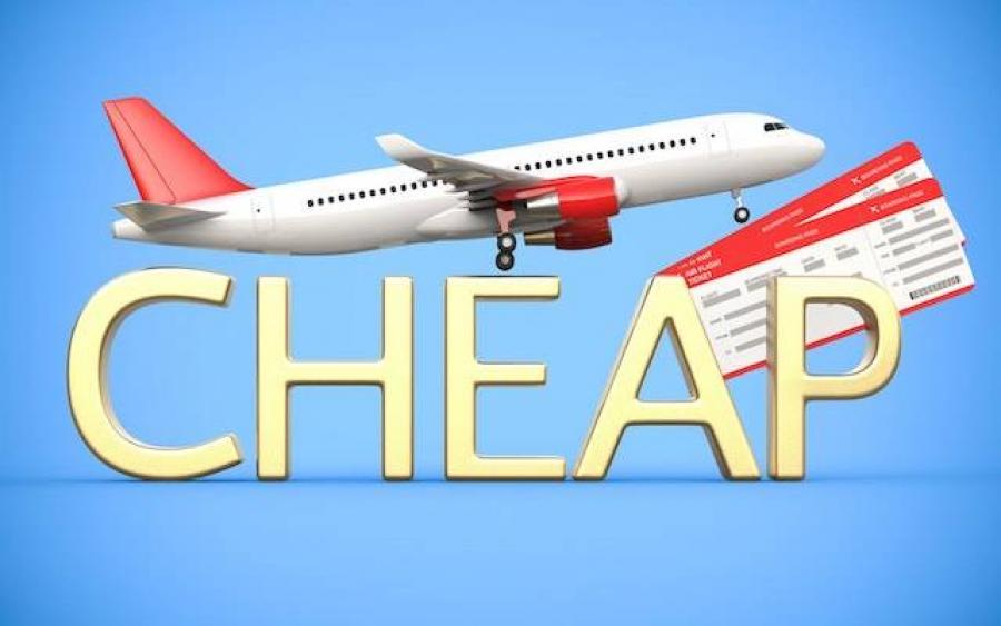 كيف احصل على تذاكر طيران مخفضة