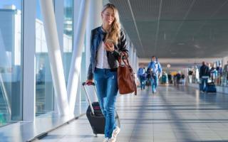 نصائح سفر للمرأة في المطارات
