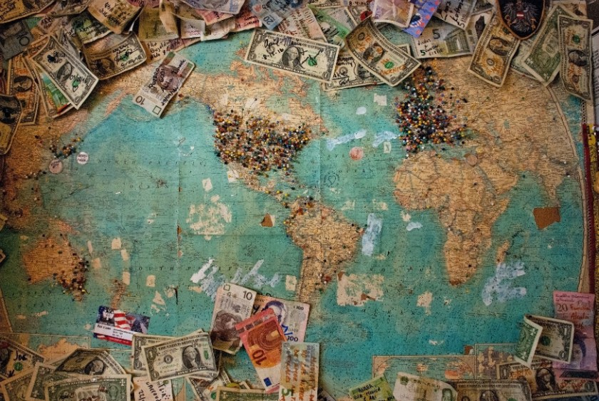 How-to-save-money-for-travel-@agent_illustrateur-map
