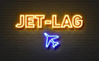 اضطراب الرحلات الجوية الطويلة