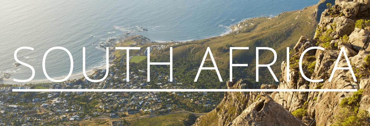 اهم الاماكن السياحية في جنوب افريقيا