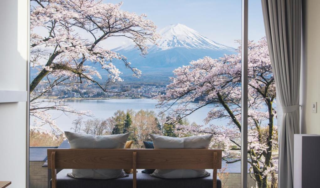 افضل الفنادق في جبل فوجي
