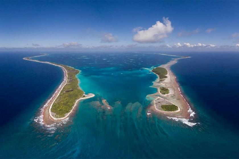 جزيرة القرش مميزة