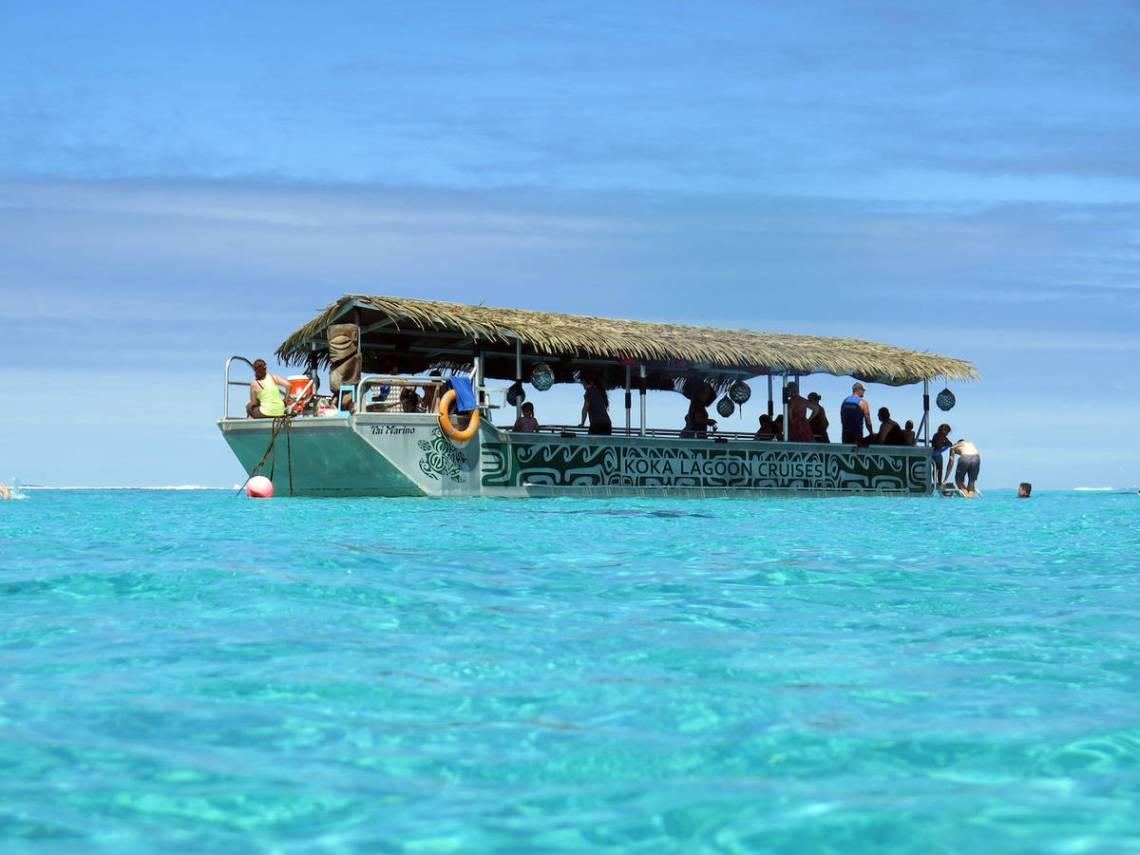 جزر كوك للأطفال