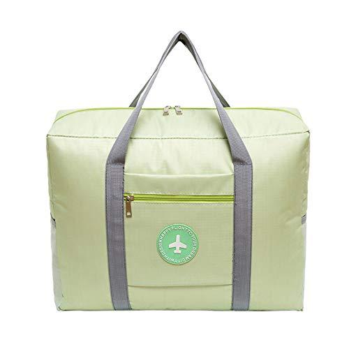 حقيبة السفر القابلة للطي من القماش الخشن