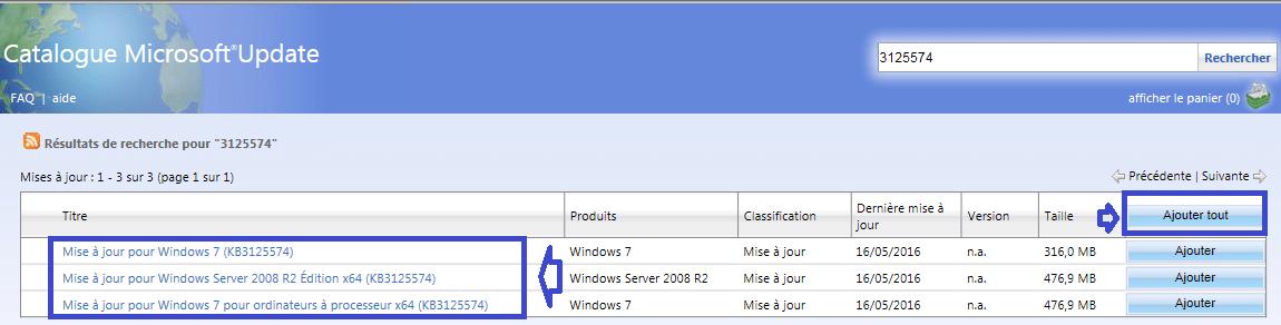 Tuto sospc.name sp2 partiel by Microsoft 3