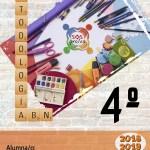 Cuaderno ABN de 4º de Educación Primaria