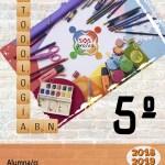 Cuaderno ABN de 5º de Educación Primaria